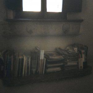 9_Interno con libri, Convento di Santa Chiara, Urbania (PU)_2020_50x70