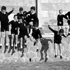 """Nino Migliori, da""""Gente dell'Emilia"""", 1957 ©Fondazione Nino Migliori"""